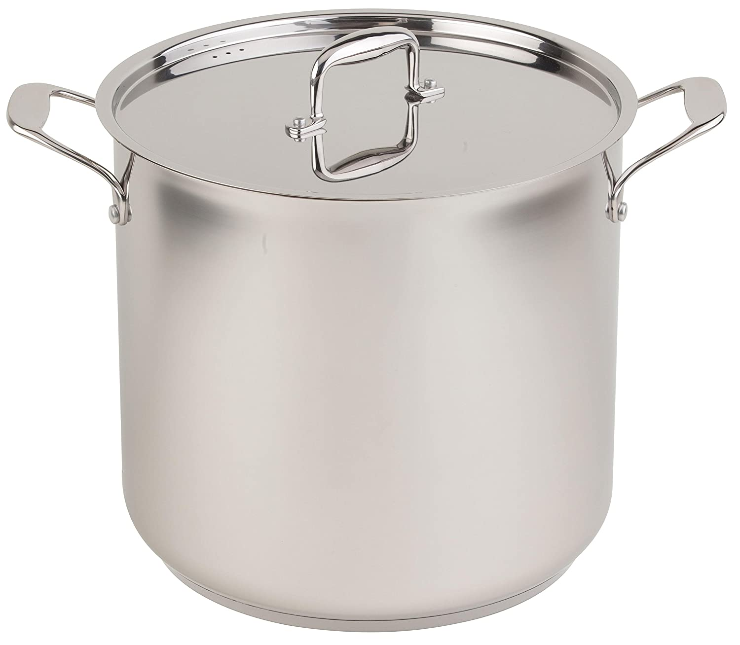 Paderno 20 Qt Stock Pot With Lid