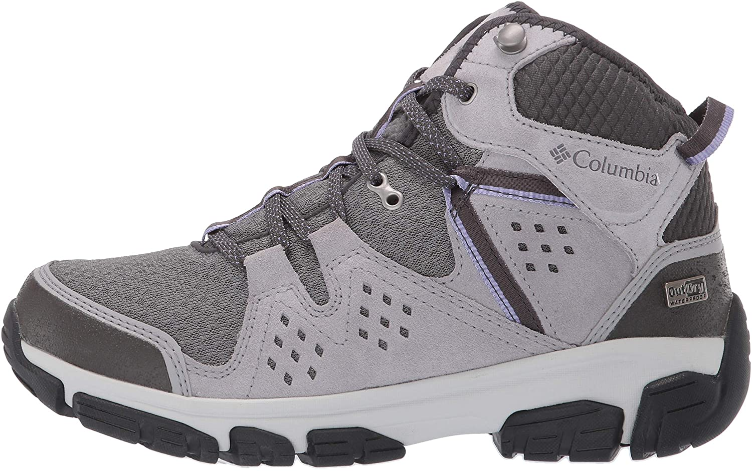 Waterproof /& Breathable Columbia Womens Isoterra Mid Outdry Boot