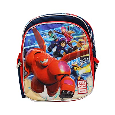 Disney Big Hero 6 Mini 10 Inches Backpack | Kids' Backpacks