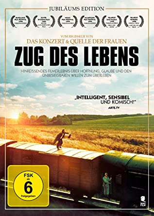 Cover Zug des Lebens - Anders cool! Burschenkino