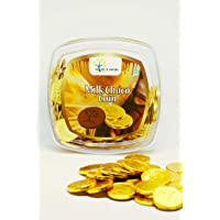NATURE N NATURE Gold Coin Milk Choco 230gms Square Gift Pack