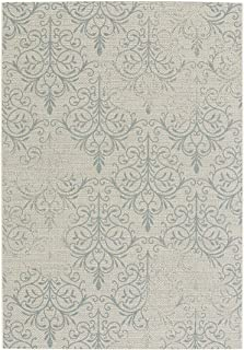 """product image for Capel Elsinore-Heirloom Blue 7' 10"""" x 11' Rectangle Machine Woven Rug"""