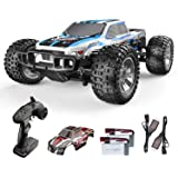 9200E RC Cars 1:10 Scale Large High Speed Remote Control Car for Adults Kids,48+ kmh 4WD 2.4GHz Off Road Monster Truck Toy,Al