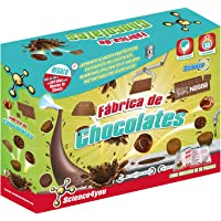 Science4you-Fàbrica de xocolates, joguet educatiu i científic (480251)
