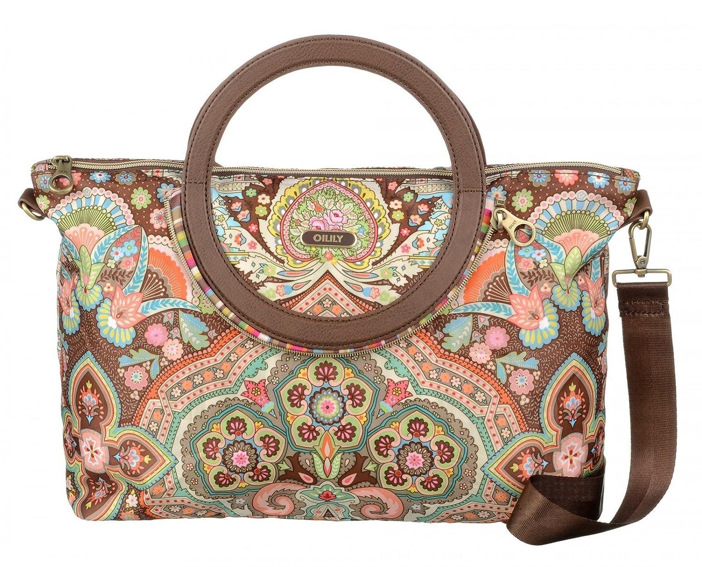 Oilily Shoulder Bag Model: ONB3502 819: : Schuhe