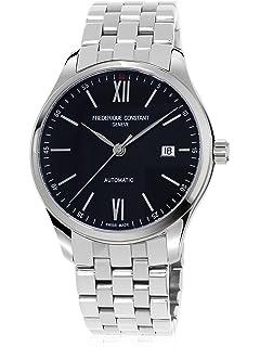 Frederique Constant Geneve Classic Index FC-303BN5B6B Automatic Mens Watch Excellent readability