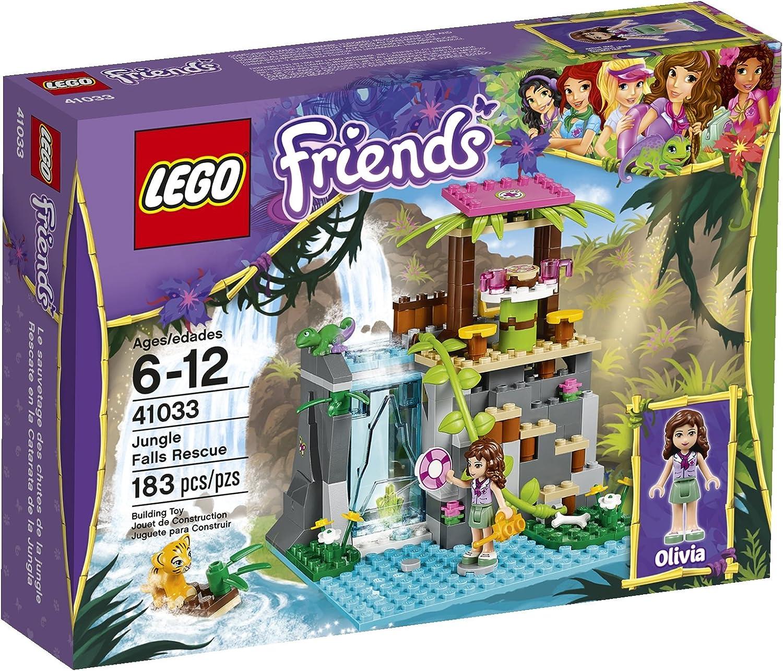 LEGO Friends Jungle Falls Rescue 41033 Building Set (Discontinued by manufacturer)
