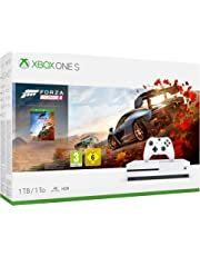 Xbox One S 1TB + Forza Horizon 4 + 14gg Xbox Live Gold + 1 Mese Gamepass [Bundle]