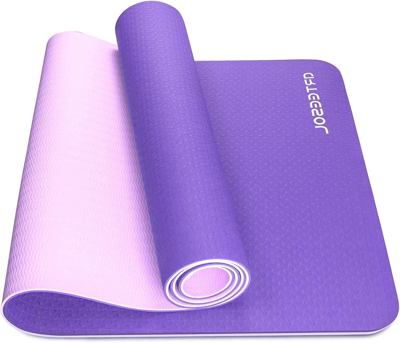 Arteesol Yogamatte Gymnastikmatte Fitnessmatte Pilates Turnmatte ...
