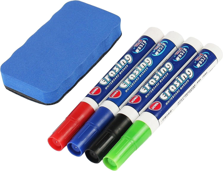 Whiteboard Stifte 6-Farben-Trockenl/öschmarker