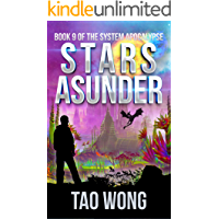 Stars Asunder: Book 9 in The System Apocalypse book cover