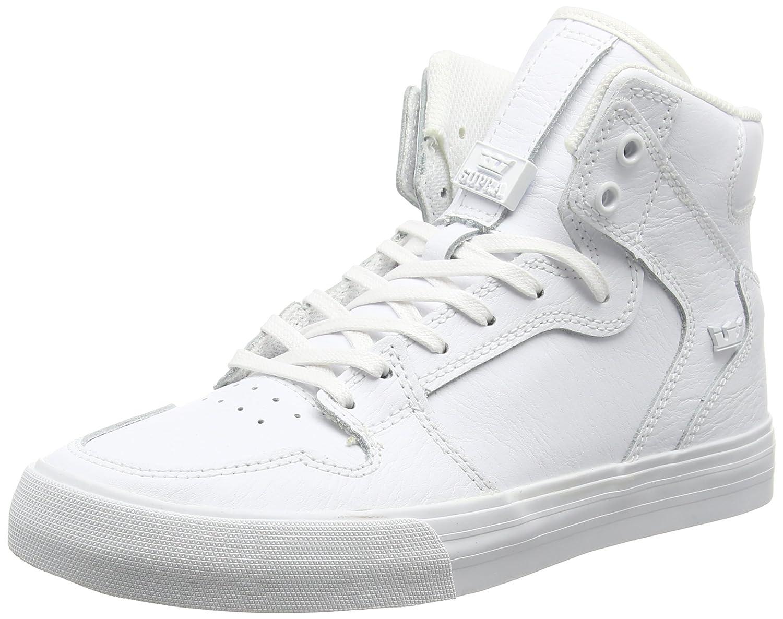 TALLA 42.5 EU. Supra Vaider, Zapatillas de Skateboard Unisex Adulto