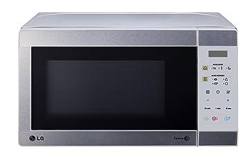 LG - Microondas Mb3942U, 19L, Grill Simultaneo, Silver