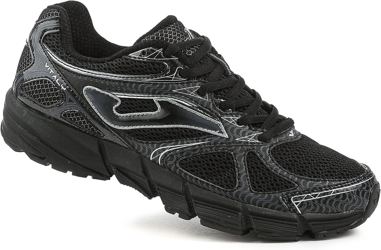 Joma R.vitaly 602 Blanco-Azul - Zapatillas de Running Hombre: Amazon.es: Zapatos y complementos