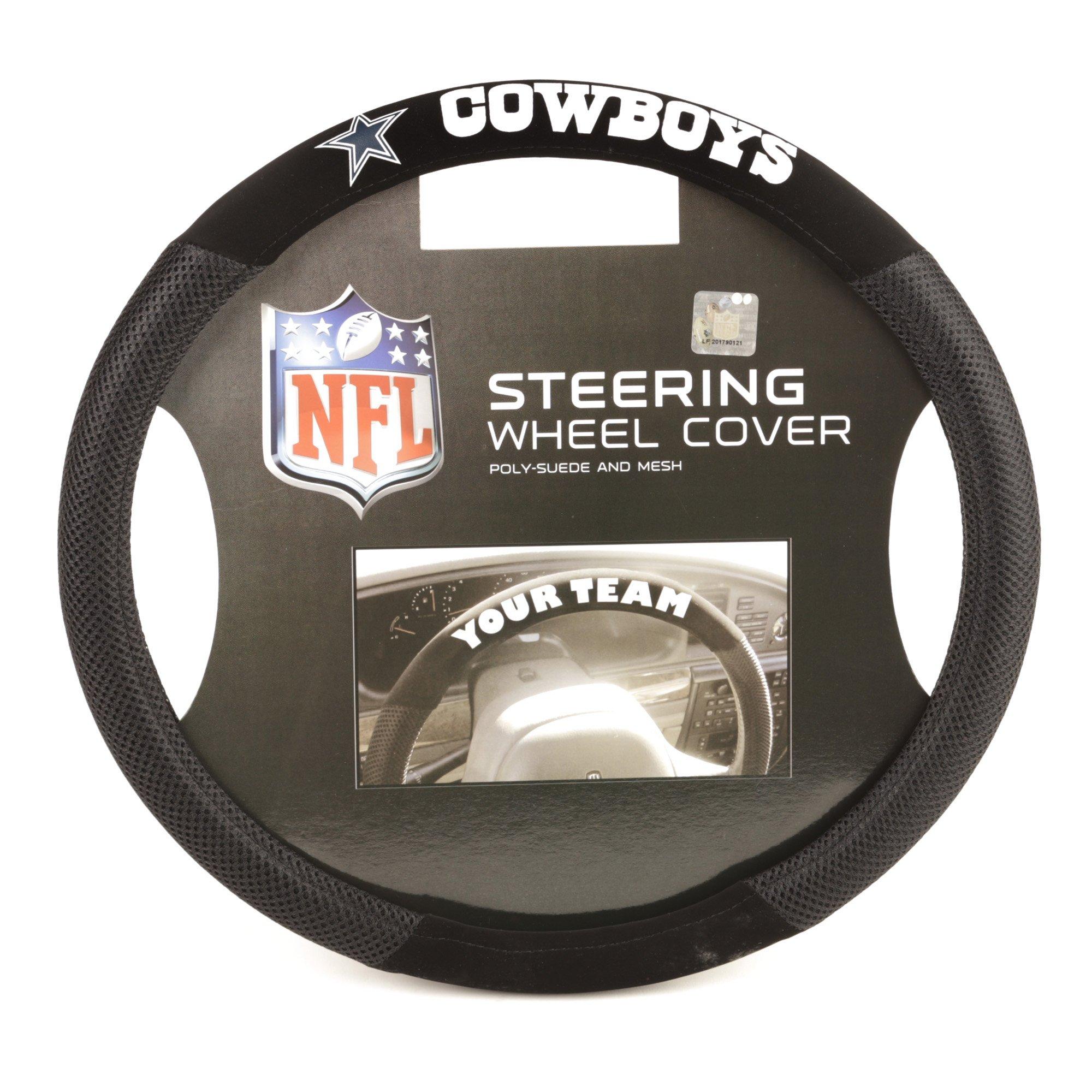 Fremont Die NFL Dallas Cowboys Poly-Suede