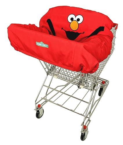 ABC Fun Pads carrito de la compra cubierta, Elmo