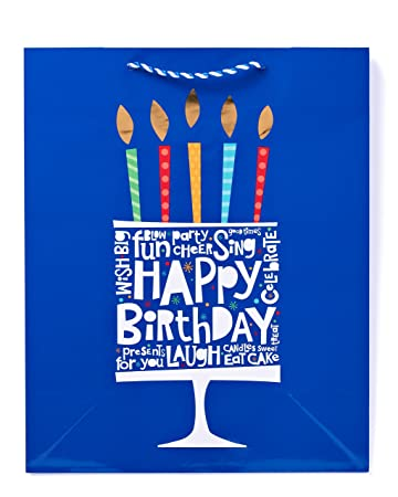 Amazon American Greetings Extra Large Birthday Gift Bag