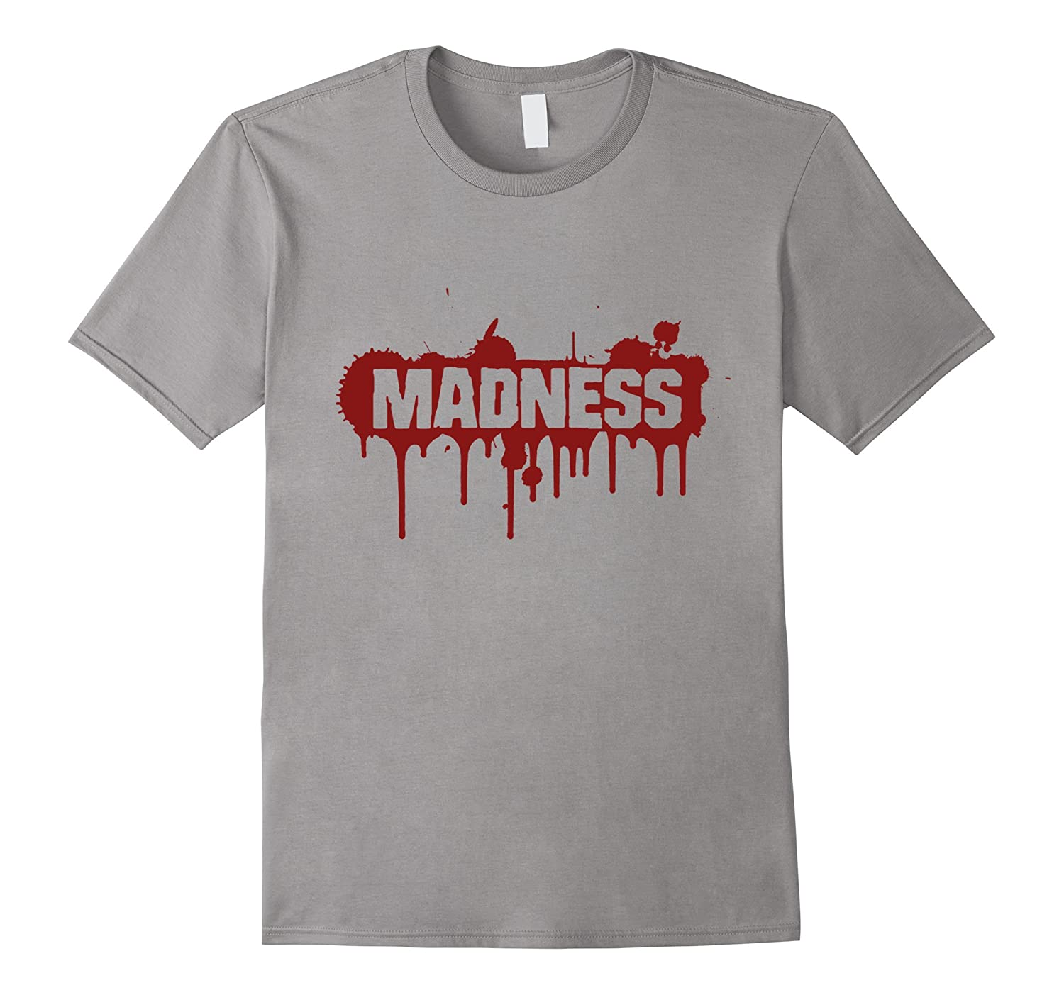 MADNESS Short Sleeve T-Shirt Mad Insane Loco-BN