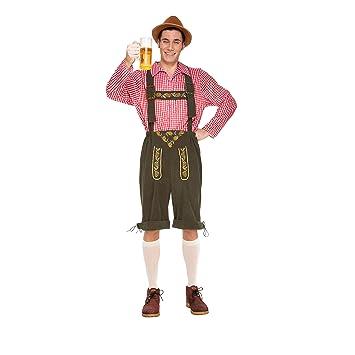 My Other Me Me-204156 Disfraz Oktoberfest para hombre, S (Viving ...