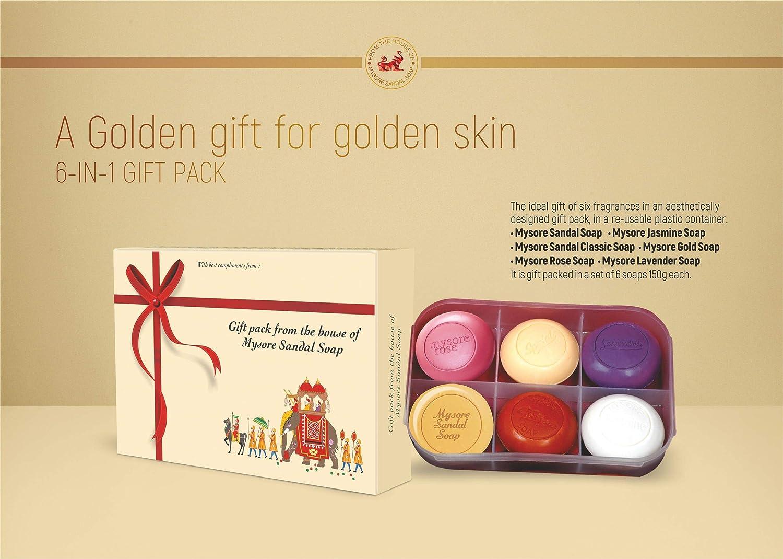 37a77b184dfa2 Buy Mysore Sandal Soap Gift Pack