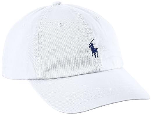 8ddb7e9fc9f109 Polo Ralph Lauren Herren Classic Sport W/PP Baseball Cap, Mehrfarbig (A0H09)