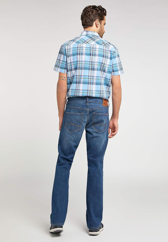 MUSTANG Oregon Boot Jeans Bootcut Uomo