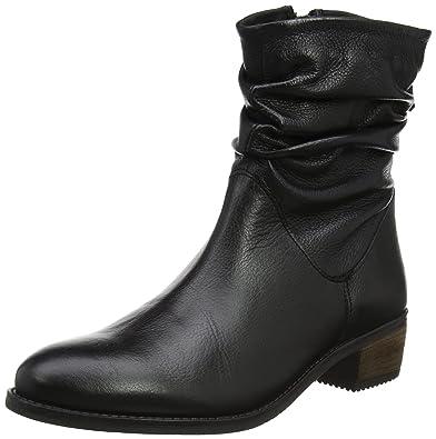 3e5d8c942 Dune Women's Pagers Boots, (Black), 5 UK 38 EU: Amazon.co.uk: Shoes ...