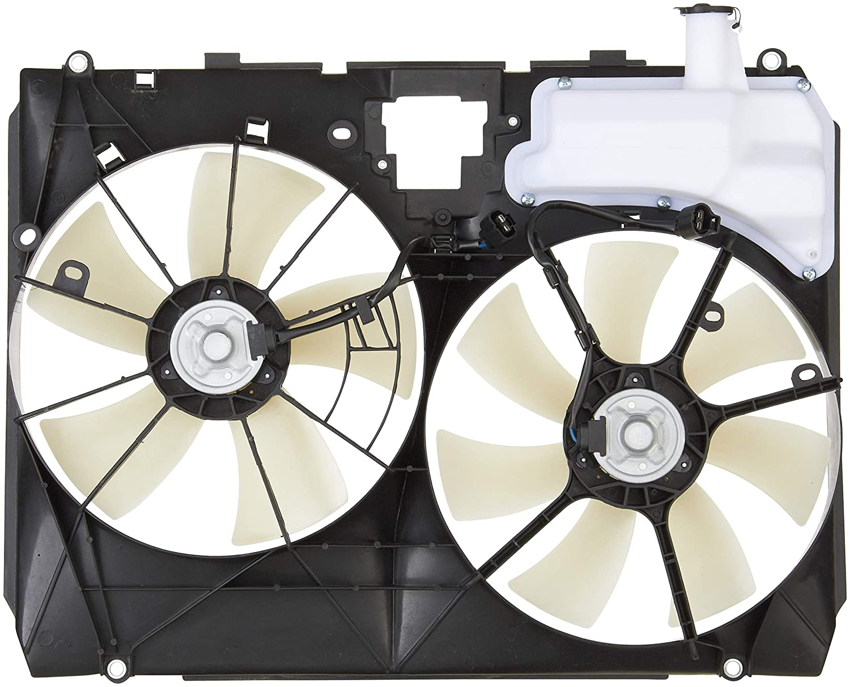 Spectra Premium CF20010 Dual Radiator Fan Assembly