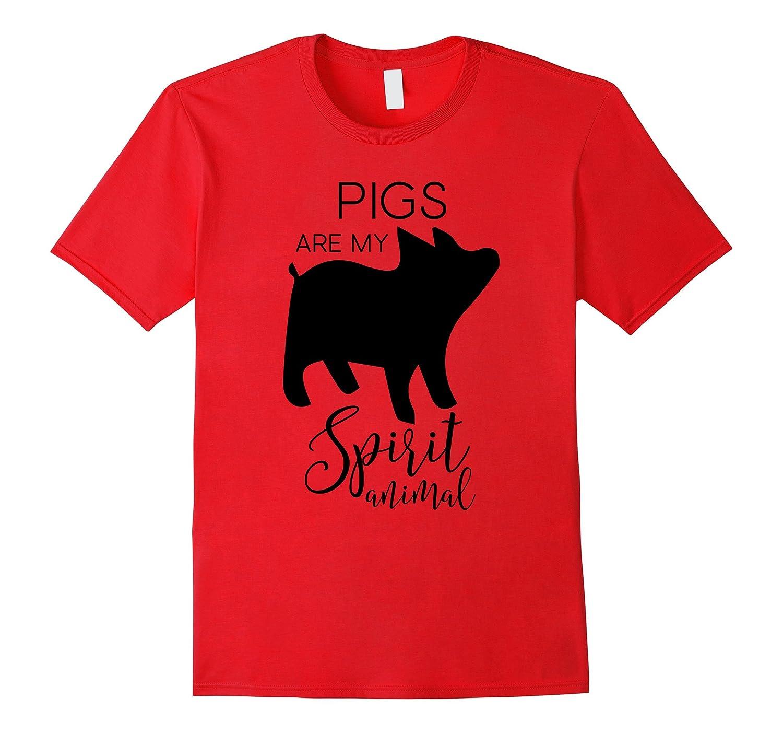 Cute Funny & Unique Pig Lover T-Shirt & Gift | Lettering Art-FL