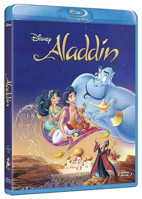 Aladdin [Italia] [Blu-ray]: Amazon.es: Alan Menken, Ron ...