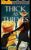 Thick as Thieves: A Lesbian Romance Heist