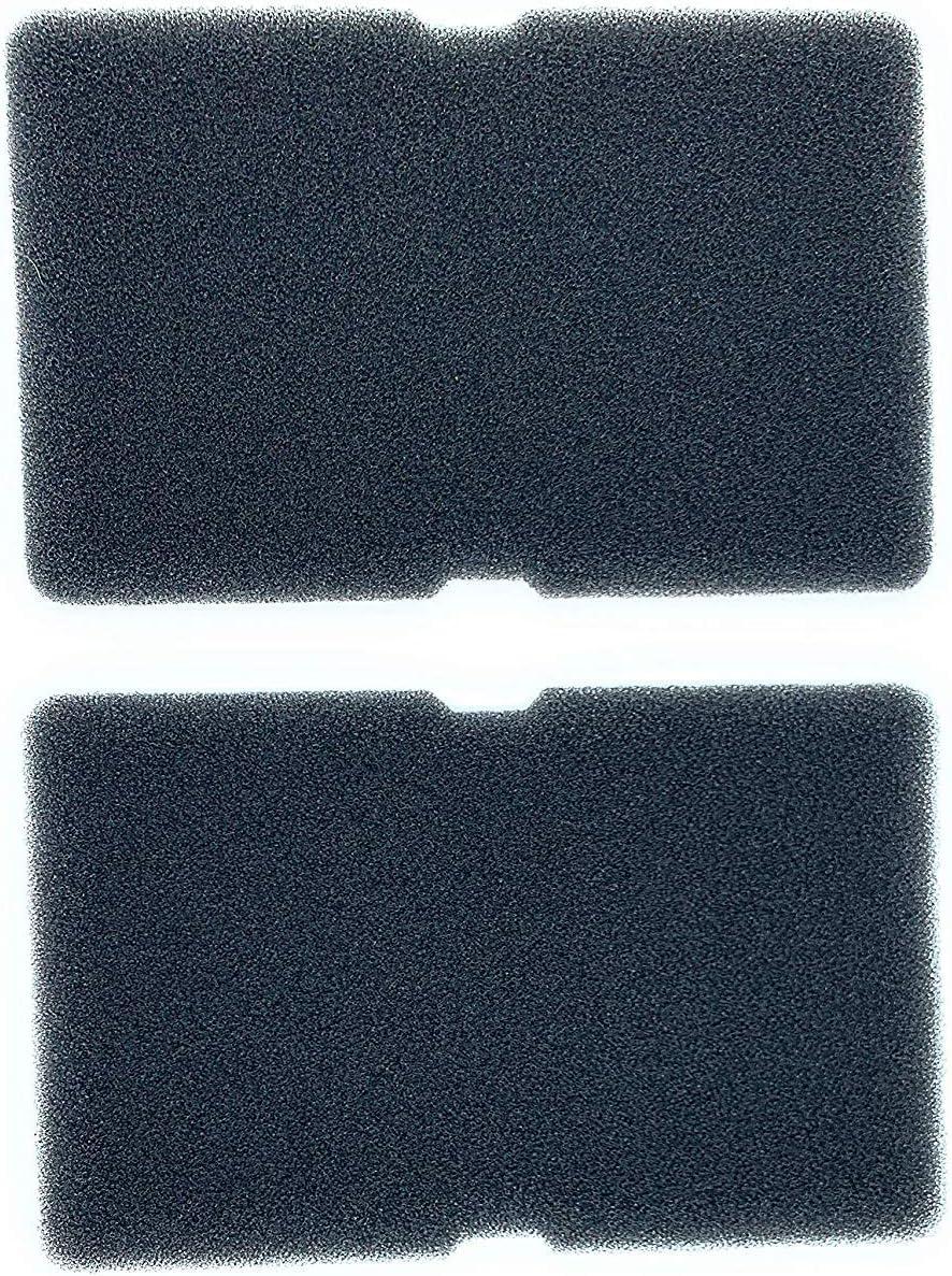 Schwammfilter Filtermatte Kondenstrockner Flusensieb Fusselfilter 2964840100 Schaumfilter f/ür Beko Grundig Blomberg ElektraBregenz 240 x 150 x 10mm Filter Trockner W/ärmepumpentrockner
