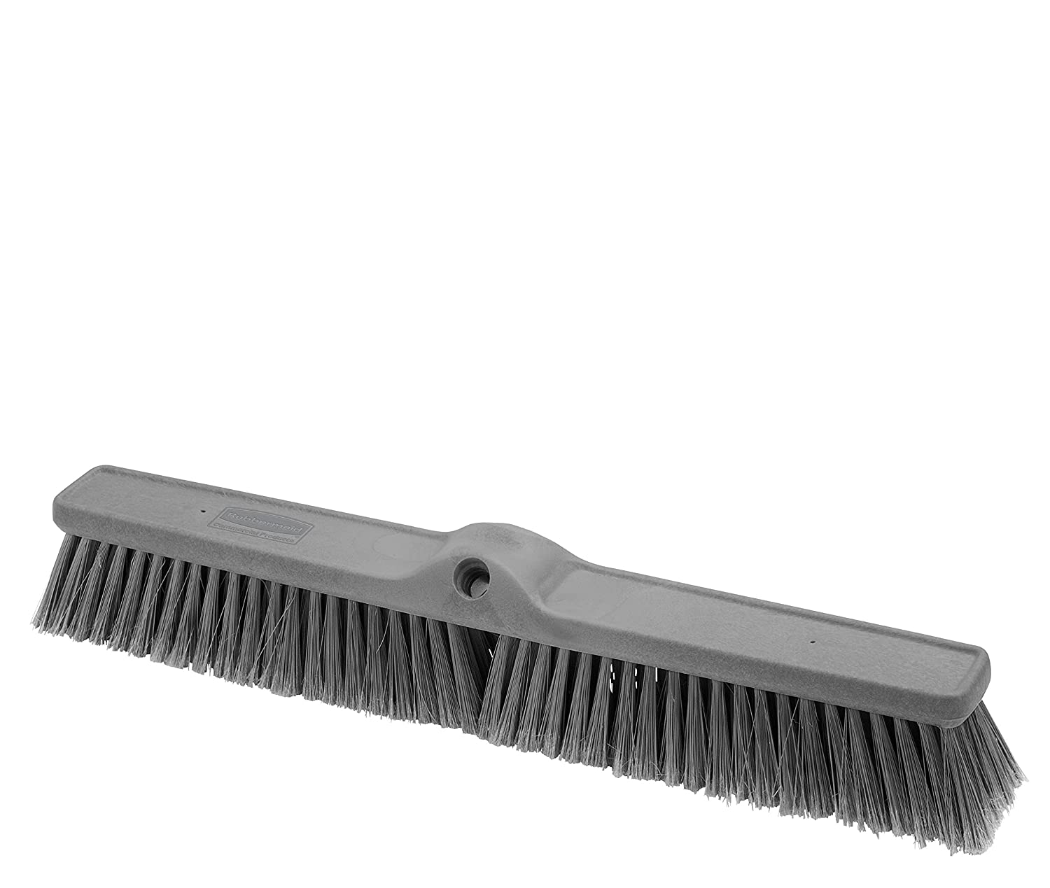 """Rubbermaid Commercial Executive Series Smooth Surface Fine-Duty Sweep, Plastic Broom Head, 24"""", 1861213"""