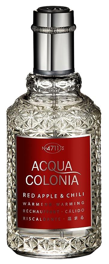 4711 - Acqua Colonia Red Apple & Chilli, Eau de cologne, 50 ml ...