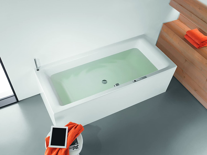 Kaldewei: Kaldewei sonido Wave: innovador baño-Audio-sistema hace que la  bañera para el sonido del cuerpo