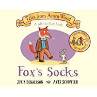 Tales from Acorn Wood: Fox's Socks: A lift-the flap book: 20th Anniversary Edition