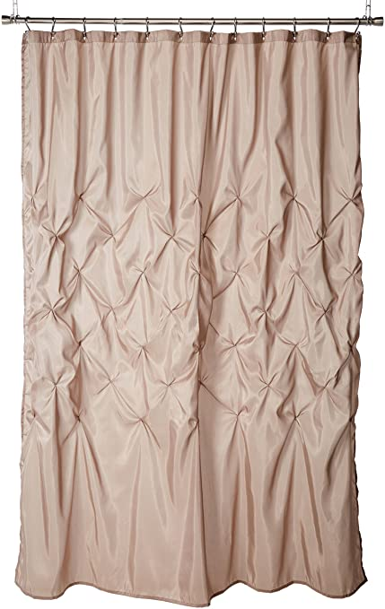 Laurel Shower Curtain Taupe 72 X 84quot