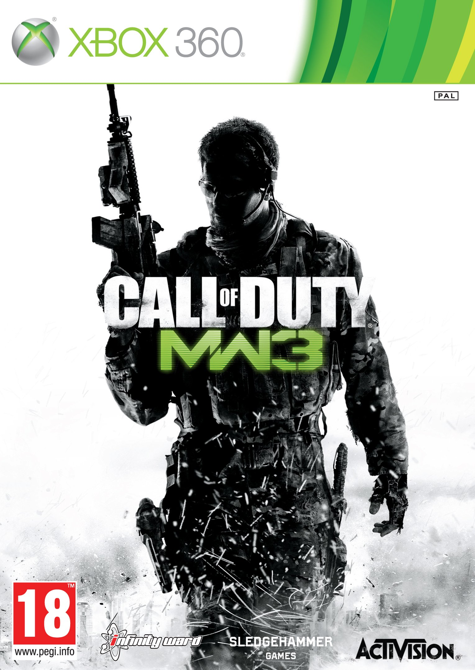 Call of Duty Modern Warfare 3 (Xbox 360) product image