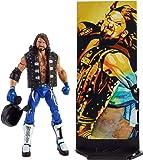 WWE Figura Elite Wrestlemania de acción, luchador AJ Styles (Mattel FMG39)