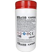 UKarbid 3,0 Kg Karbid als Granulat mit 90% Feste Steine, auf Basis europäischen technischem Calciumcabid mit 10-20 mm