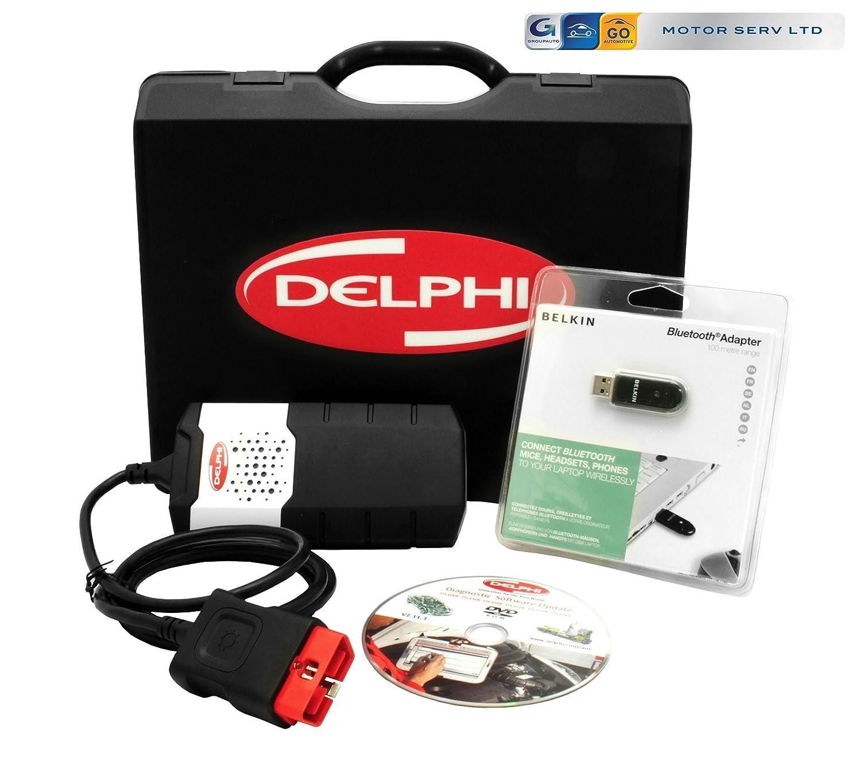 Diagnosi auto new delphi ds150 bluetooth model 2014 3 auto e camion amazon it auto e moto