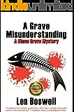 A Grave Misunderstanding: A Simon Grave Mystery