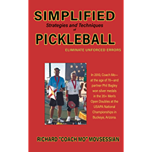 Simplified Strategies and Techniques of Pickleball
