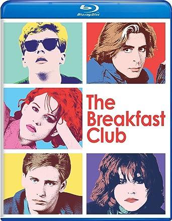 Breakfast Club Edizione: Stati Uniti Italia Blu-ray: Amazon ...