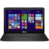 ASUS F554LA 15.6-Inch Laptop (2.40 GHz Intel Core i7, 8 GB DDR3 SDRAM, 1 TB HDD, Windows 10 Home) Black