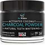 Natural Activated Charcoal Teeth Whitening Powder - Made in USA -3oz Coconut Charcoal - Safe Effective Tooth Whitener -Better than Strips, Kit, Gel, Whitening Pen, Whitening Toothpaste