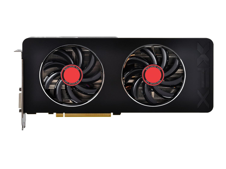 XFX Radeon R9 280 - Tarjeta gráfica (3 GB, GDDR5-SDRAM, 385 bit, HDMI, DVI-D, VGA, PCI Express, 750 W)