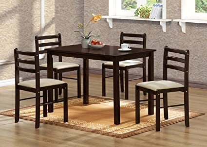 HomeTown Bolton Solidwood Four Seater Dining Set