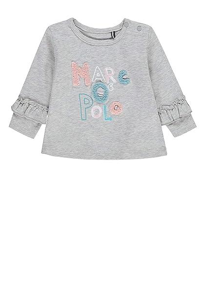 Marc O Polo Kids Camisa Manga Larga para Bebés: Amazon.es: Ropa y ...
