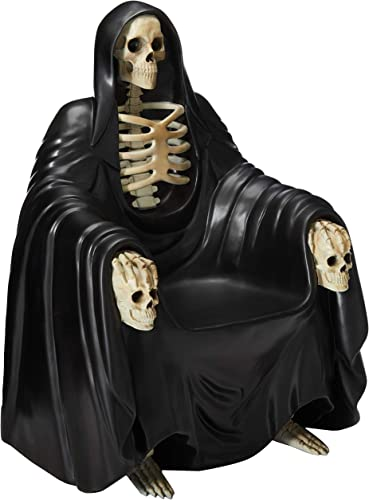Reviewed: Design Toscano Seat of Death Grim Reaper Throne Chair